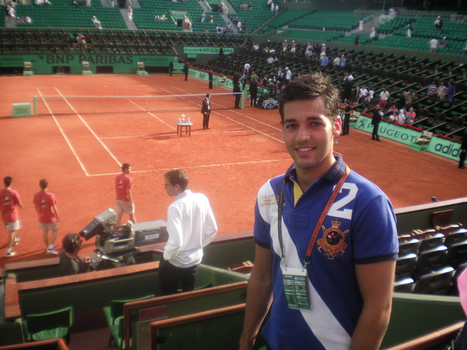 Final Roland Garros Dobles 2010