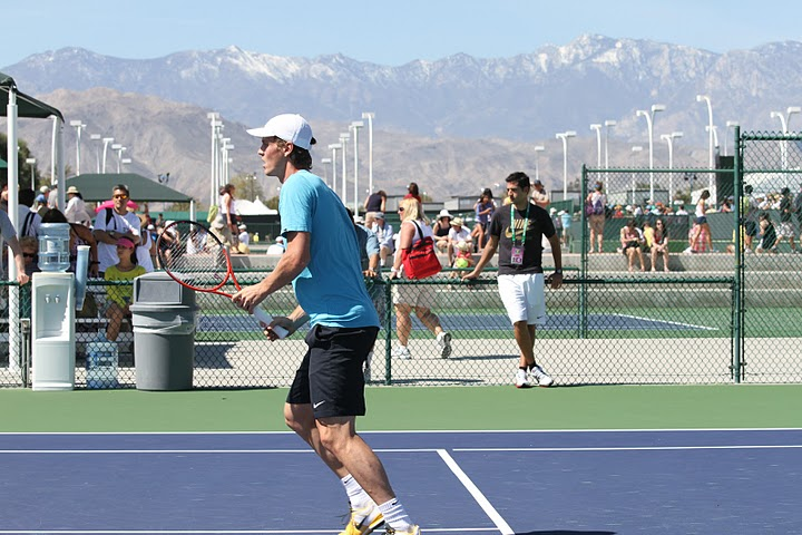 Indian Wells 2011 - Tomas Berdych