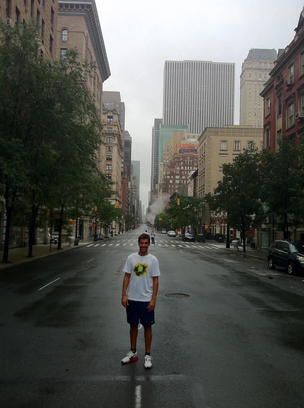Huracán Catrina - New York 2011