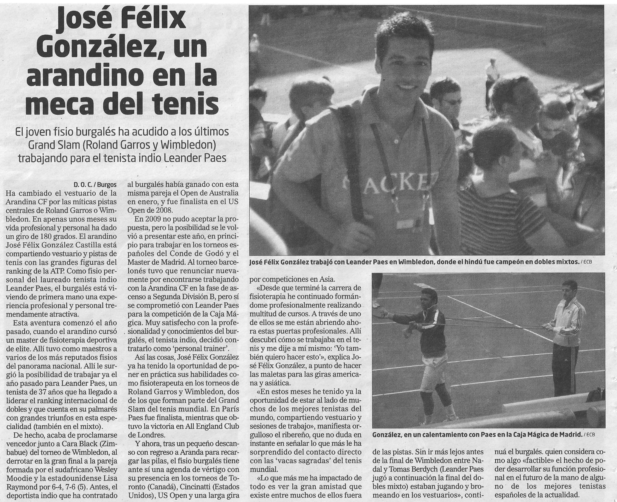 El Correo - 12 Julio 2010