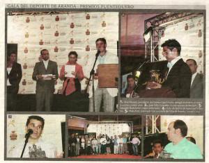 Diario de Burgos - 31 Mayo 2011