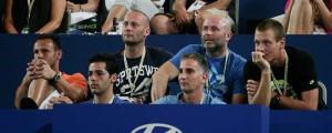 Hopman Cup 2012 - Tomas Berdych
